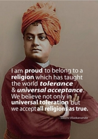 Tribute to Swami Vivekananda on his 153rd Birth Anniversary